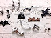 アクセサリー&オブジェ/watarigarasuの商品